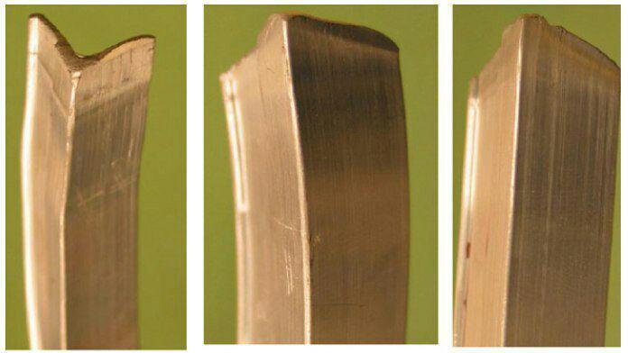 خروجی پروفیل در طراحی موادخور پله ایی