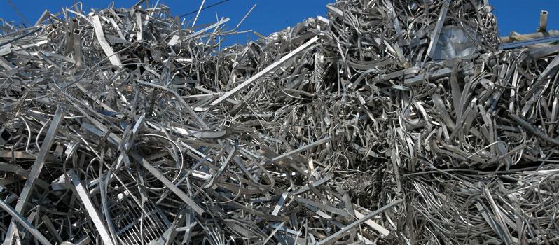 گروه مهندسی آلوپای-بازیافت آلومینیوم
